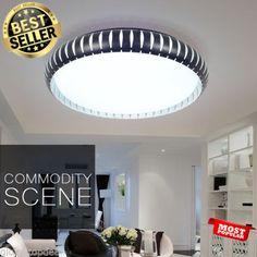 Deckenlampe   HausLeuchten LLS452DPR, Deckenleuchte, Leuchte, Lampe,  4 Flammig, Massivholz | Wohnzimmer Inspiration | Pinterest