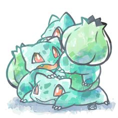bulbasaur bundle!