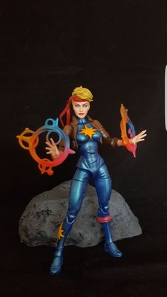Dazzler (Marvel Legends) Custom Action Figure