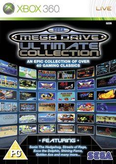 From 4.47:Sega Mega Drive: Ultimate Collection (xbox 360)