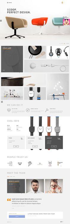TOP eCommerce Templates #wordpress #webdesign