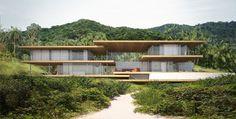 casa planos, guarujá, são paulo   projeto: amz arquitetos