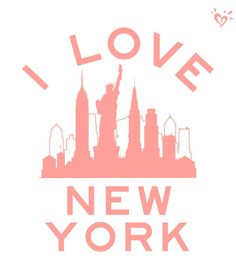 Do you <3 New York? Then you need this tee!