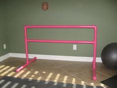 Build It Yourself Ballet Barre Plans Dance Bar | eBay
