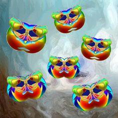 #art #mursau #painting #Gammaphi Gammaphi #mursauart mursauart mursau #originalartwork #artwork #geometricart geometricart #creature creature
