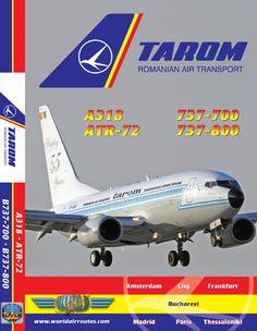 Tarom Romanian Airlines