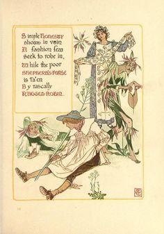 Crane_A floral fantasy in an old English garden-12