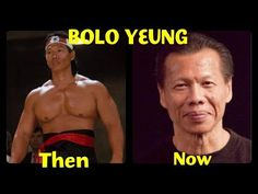 Bolo Yeung Then and Now Bolo Yeung, Muay Thai Martial Arts, Marshal Arts, Bruce Lee Photos, Japanese Mask, Native American Images, African Royalty, Martial Arts Movies, Vintage Bollywood