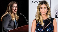 Stop me if you've heard this one.  Donald Trump's daughter, Ivanka, was about to finish her first year of college, alongside Hillary Clinton's daugher, Chelsea. Like so many others her age, Chelsea considered herself to be very liberal, and among other liberal ideals she was very mu