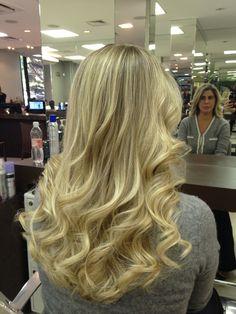Hair modelado