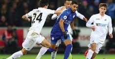 Swansea City vs Leicester City