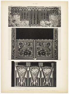 Le fer à l'Exposition internationale des arts décoratifs moderns - TD1989.323.15_020