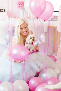 Girly & Glam Pink Party