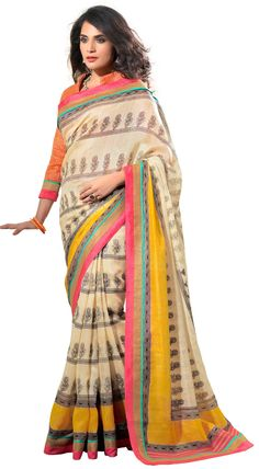 #amazing #corporate #sarees #collection in Rs.1749/- Stunning looks at your Work place Buy Now: http://fabyroots.com/sarees