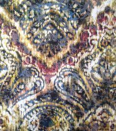 Fashion Knits- Ethnic Ombre Burnout Knit