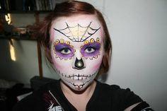 another sugar skull