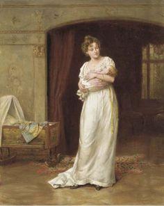 George Goodwin Kilburne (1839-1924)