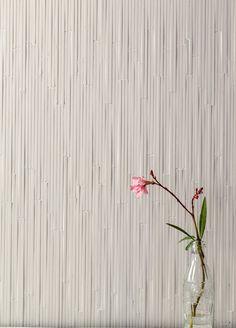 Phenomenon by Tokujin Yoshioka Rain C Bianco