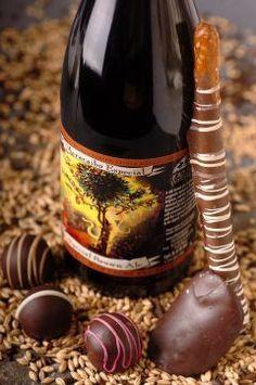 Beer + Chocolate = Love