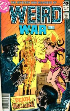 Weird War Tales 82