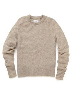 Blake Shetland Sweater