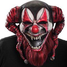 Máscara Clown Endemoniado