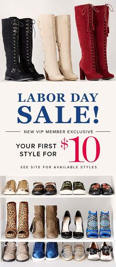 Hey Girl! The Labor Day Sale is Here - Get Your First Style for Only $10! Take the 60 Second Style Quiz to get this exclusive offer!