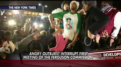12/2/14 - Michael Brown's Stepfather Louis Head Could Be Charged for Inciting Ferguson Riots   Fox News Insider