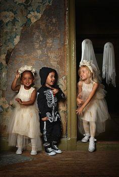 Encantadores disfraces de Halloween para bebés