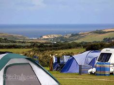Campsite in Newquay... sounds very family friendly