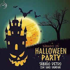 Buen sábado para todos... Quiero invitarlos esta noche a @SARRAPIA GASTROBAR a compartir una #NocheRetroDeTerror  #RETRO porque habrá música de los #80's y #90's y de #TERROR porque yo estaré animando  A partir de las 7pm  ENTRADA GRATIS  Sólo recuerda #ReservarTuMesa con tiempo llamando a 0285.205.3392 y 0416.101.2885  #fiestaretro #fiestahalloween  CONCURSARÁS BAILARÁS Y TE DIVERTIRÁS y sino al menos vas a COMER DIVINO #CiudadBolivar LOS ESPERO  @DinoRampini