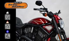 2016 HARLEY-DAVIDSON VRSCDX in Velocity Red Sunglo At Auckland Motorcycles & Power Sports,  New Zealand www.amps.co.nz