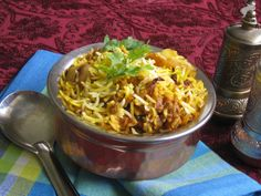 Biryani - not really an Airfryer recipe but anyway....
