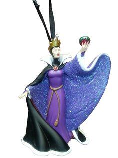 Disney Christmas Ornament - Evil Queen