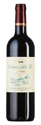 Château Bel Air 2011: Cassis und Pflaume im Duftbild, überschwängliche Frucht und weiche Gerbstoffe. Ausgeglichener Geschmack mit feinen Lakritz-Noten im Abgang.