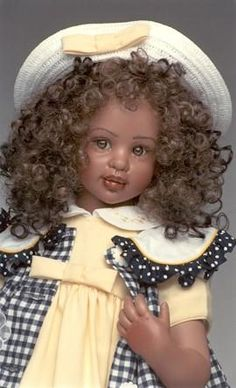 Collectible Dolls - Fayzah Spanos