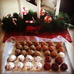 Assorted Chocolate Truffles