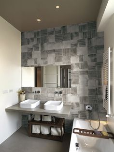 Obsessed with Stone Sources new ceramic tile collection -
