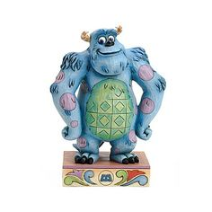 Jim Shore Disney Traditions Sulley Figurine