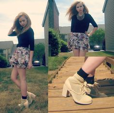 My New Favorite Summer Boots! (by Jackie C.) http://lookbook.nu/look/3617423-My-New-Favorite-Summer-Boots