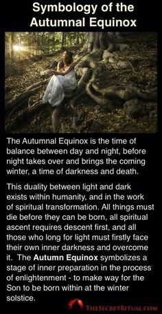 Autumn Equinox - Pinned by The Mystics Emporium on Etsy