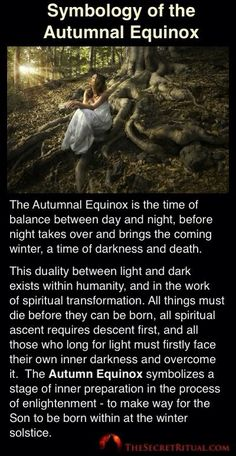 Autumn Equinox - Pinned by The Mystic's Emporium on Etsy
