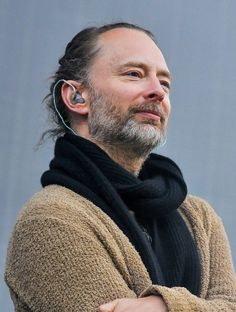 Thom Yorke - #Radiohead - The Greek Theatre on April 18, 2017 in Berkeley, California
