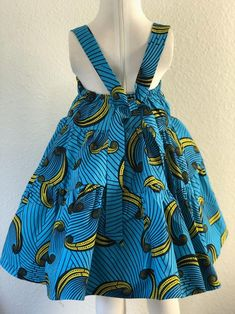 Baby African Clothes, African Dresses For Kids, African Prom Dresses, Latest African Fashion Dresses, Baby Girl Dresses Diy, Dress For Girl Child, Kids Dress Wear, African Fashion Traditional, African Shirts For Men