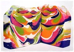 Bath Alchemy - A Soap Blog and More: Sunday Spotlight - Spoon Swirl Soaps