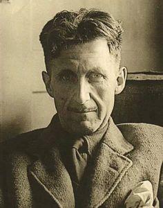 George Orwell is an English novelist. George Orwell wrote Shooting an Elephant. George Orwell, Book Writer, Book Authors, Kurt Vonnegut, Writers And Poets, Portraits, Revolutionaries, Famous People, Novels