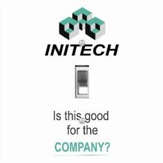 """Rikki KnightTM Initech - Is it good for the Company - Single Toggle Light Switch Cover by Rikki Knight. $13.99. Glossy Finish. Washable. 5""""x 5""""x 0.18"""". For use on Walls (screws not included). Masonite Hardboard Material. The Initech - Is it good for the Company single toggle light switch cover is made of commercial vibrant quality masonite Hardboard that is cut into 5"""" Square with 1'8"""" thick material. The Beautiful Art Photo Reproduction is printed directly into the sw..."""