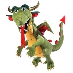 Small Dragon Animal Puppets Toys, 20 x 12 x 10 (in.) by Silly Puppets. $33.95. This superb Dragon puppet will help your little one engage in a thrilling pretend-play (or even create a puppet show to invite friends to!) with this smallDragon with green body, yellow belly, red accents and golden claws. Give boredom the boot! Active children and babies are happy kids. And happy kids make for happy adults!