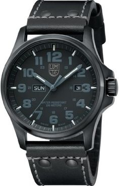 631da271c32 nice Luminox Atacama Field Day Date Black Watch 1921BO – Relógios  Masculinos