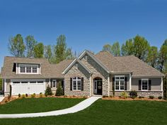 Schumacher Homes Beverly II